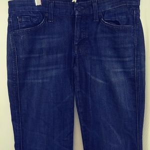 "7 For All Mankind ""A Pocket"" Bootcut Neans"